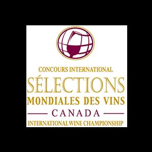 Sélections Mond des Vins Canada 2017