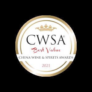 China wine & spirits awards best value 2021